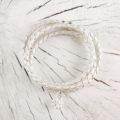 Hochzeitsschmuck Geschenkset Kristall-Gold Armband